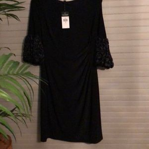 New Ralph Lauren Black Dress